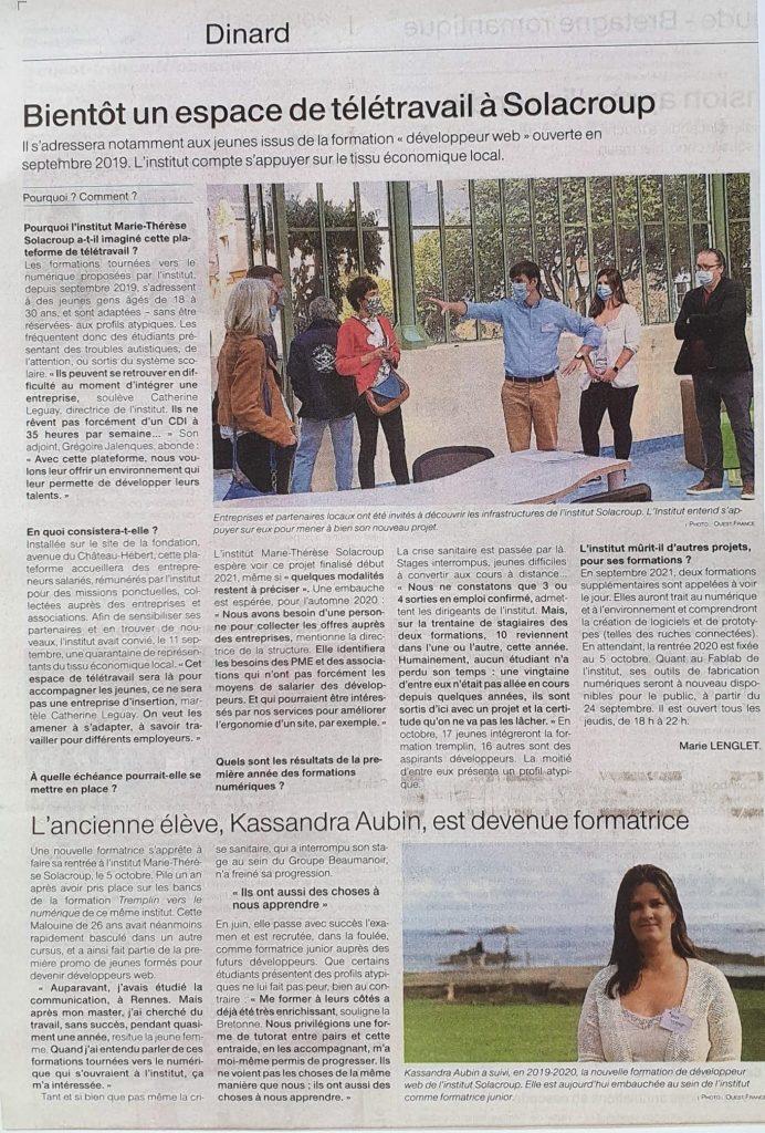 Articles Ouest-France